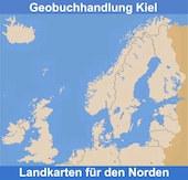 Lappland Landkarte