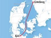 Minikreuzfahrt Göteborg