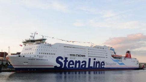 Stena Line Minikreuzfahrt Kiel - Göteburg