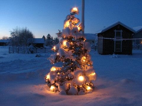 Weihnachten in Schweden ...