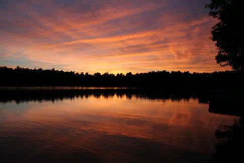Immeln See Südschweden