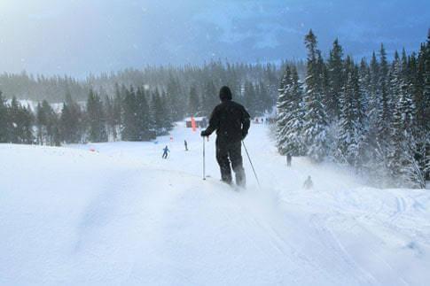 Bekannte Skigebiete in Schweden