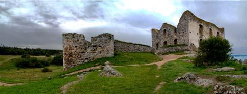 Die Ruine Brahehus