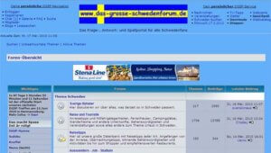 das große schwedenforum