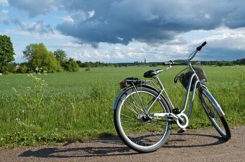 Mit dem Fahrrad Skåne entdecken