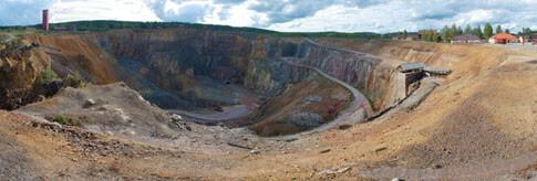 Bergwerk Falun