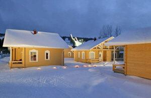 Ferienhaus Finnisch Lappland