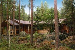 Ferienhaus in Ostfinnland