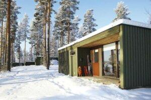 Ferienhaus in Westfinnland