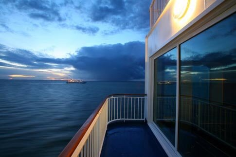 Seereise nach Finnland