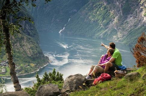 Møre og Romsdal Fjordnorwegen