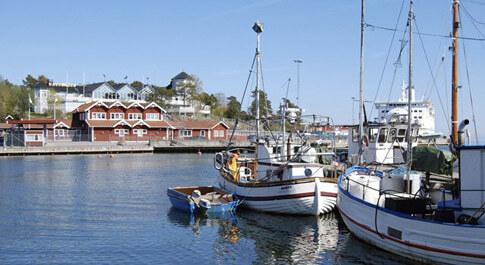Hafen Grisslehamn