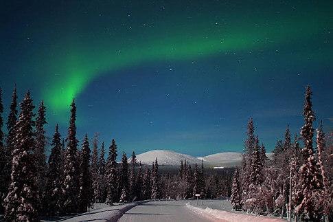 Faszination Polarlicht mit Kontiki Reisen erleben