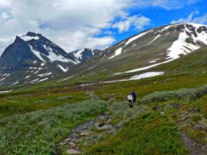 Lappland Kebnekaise