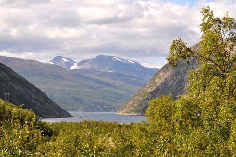 Nordnorwegen Narvik