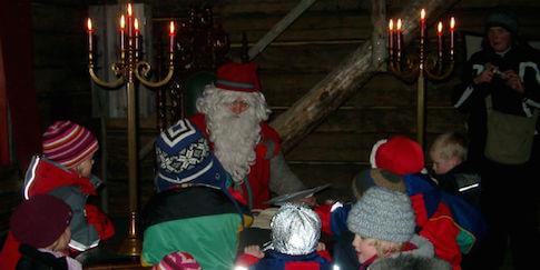 Weihnachtsmarkt Tierpark Lycksele