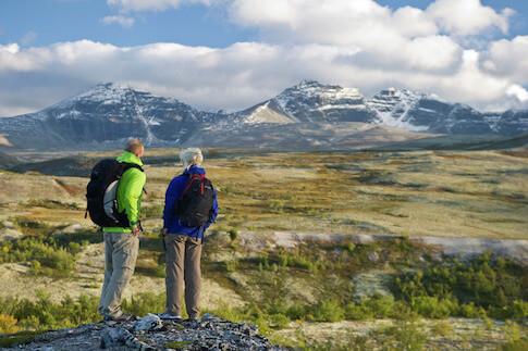 Rondane in Norwegen