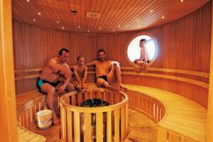 Star Klasse Sauna