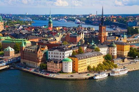 Stockholm - ein Geheimtipp nicht nur im Sommer.