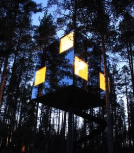 Das Treehotel