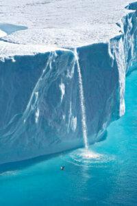 Eisberg bei Grönland