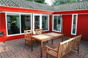 Ein Ferienhaus im Dänischen Friesland