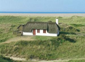 Ein Ferienhaus auf Fanö in Dänemark