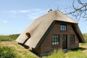 Ein Ferienhaus in Holmsland Klit in Dänemark