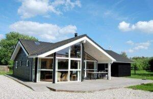 Ein Ferienhaus in Jütland in Dänemark