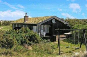 Ein Ferienhaus auf der Nordjütischen Insel in Dänemark