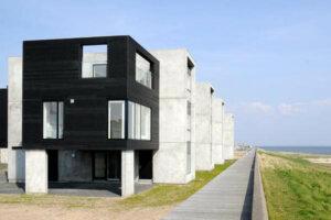 Ein Ferienhaus auf der Insel Römö Dänemark