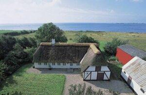 Ein Ferienhaus auf der Insel Tåsinge Dänemark