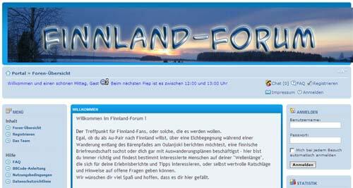 Finnland Forum