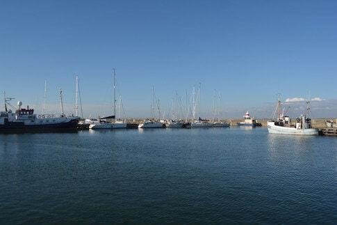Hafen von Thyborøn
