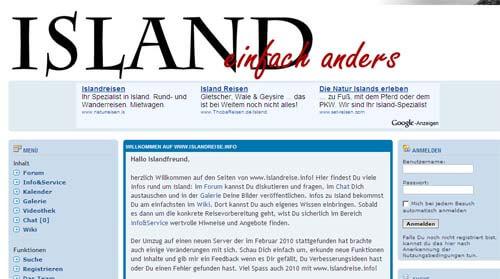 Island Forum Islandreise.info