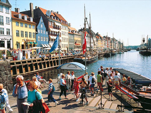 Kopenhagen – lebensfrohe Hauptstadt von Dänemark