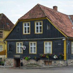 Kuldiga im Kurland, Lettland