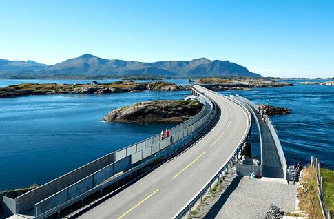 Naturwunder Norwegen