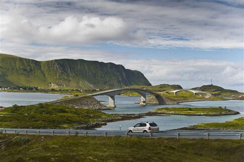 Lofoten Sehenswürdigkeit Norwegen