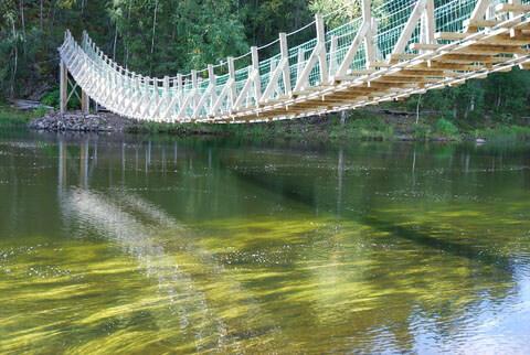 Oulanka Nationalpark Finnland