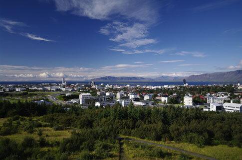 Reykjavik - Metropole mit Kleinstadt-Charme