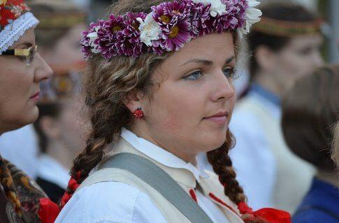 Chorkonzert in Riga
