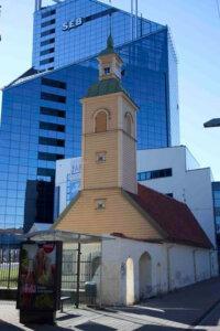 Holzkirche in Tallinn