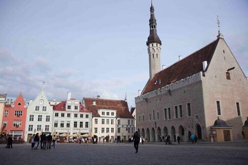 Tallinn - Europäische Kulturhauptstadt 2011