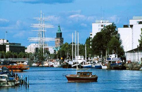 Kulturhauptstadt Turku in Finnland