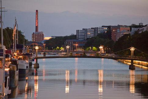 Turku - der Hafen der Ideen