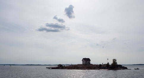 Schäreninsel bei Turku