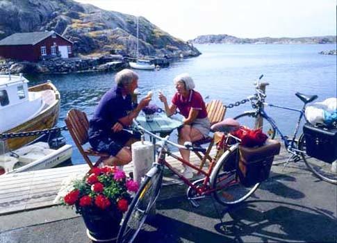 Kaffeepause in Bohuslän