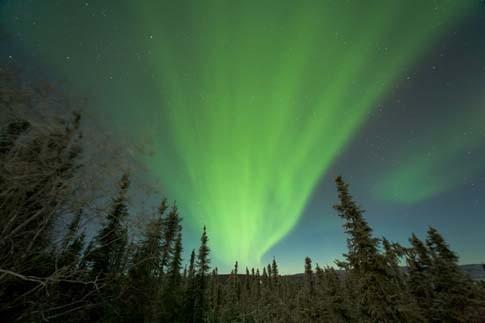 Das magische Nordlicht
