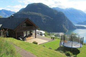 Ferienhaus am Geirangerfjord und Storfjord in Norwegen